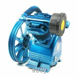 175PSI 5.5HP Air Compressor Pump Head 21CFM Double Stage Twin Cylinder FAST SHIP