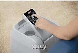 Brand New 2021 Lay Z Spa Milan 4-6 Person Smart Hot Tub Fast & Free Shipping