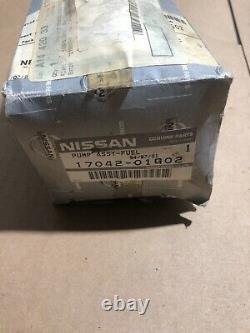 Electric Fuel Pump for 1986-1994 Nissan D21 Pickup 2.4 Made in Japan Ships Fast