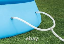 FAST SHIP NEW Intex 15ft x 48in Easy Set Swimming Pool Kit with Filter Pump