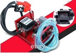 Fast shipping CE Disel Fuel Transfer Pump Station 220V