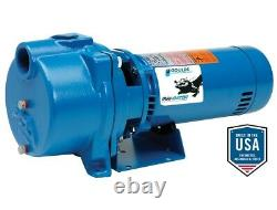 Goulds GT30 3 HP Water Well Irrigation Sprinkler Pump FAST SHIPPING