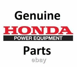 Honda Wx10 1 Water Pump In-stock Fast Same Day Shipping From Honda Distributor
