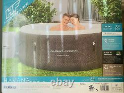 Hydro-Force Havana Inflatable Hot Tub Spa With Freeze Shield FAST SHIPPING