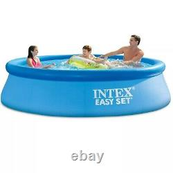 Intex 10' x 30 Easy Set Pool with Filter Pump NEW! SHIPS FAST