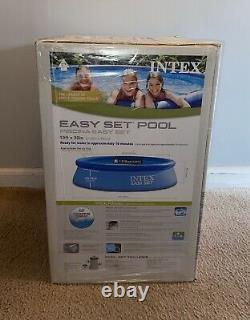 Intex 10ft x 30in Easy Set Swimming Pool WITH Filter Pump SHIPS FAST