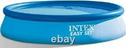Intex 12' X 30 Easy Set Pool with Filter Pump (12 ft x 30 in) FAST SHIPPING