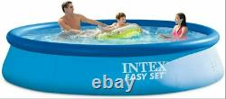 Intex 12 ft x 30 in Easy Set Above Ground Pool With Filter Pump FAST SHIPPING