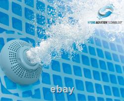 Intex 1500 GPH Krystal Clear Filter Pump with Timer In Hand SHIPS FAST