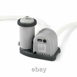 Intex 18' x 48 Easy Set Above Ground Swimming Pool with Filter Pump FAST SHIP