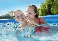 Intex 18ft X 48in Easy Set Pool Set with Filter Pump, Cloth Ladder SHIPS FAST