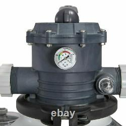 Intex 26645EG 2100 GPH Sand Filter Pool Pump with GFCI Sealed In hand ships fast