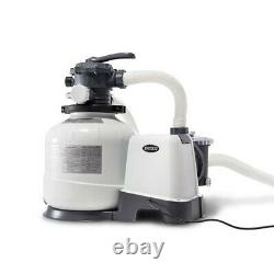 Intex Pool Sand Filter Pump Above Ground SF80110-2 Brand New Ships Fast