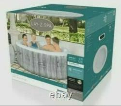 Lazy Spa Fiji 2021 4 Person Hot Tub Jacuzzi Brand New Fast Shipping