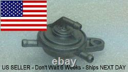 QMB139/GY6 Scooter 3-Way Vacuum Fuel Pump Fits Most Bikes FAST US SHIP