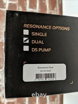 Resonance Dual by Singularity Computers FAST SHIPPING Pump Reservoir