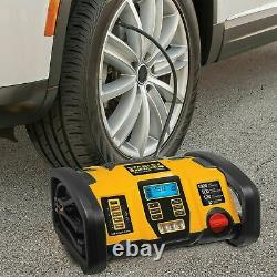 Stanley Fatmax POWERiT 12V Jump Starter USB Charger Air Pump 1000A FAST SHIPPING