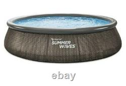 Summer Waves 14' x 36 Quick Set Pool with Filter & Pump NEW Ships out FAST