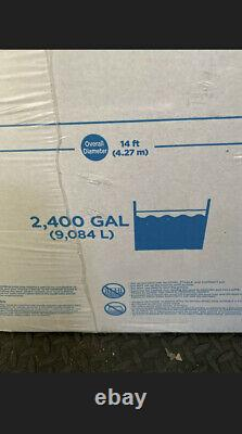 Summer Waves 14ft x36 Quick Set Swimming Pool with PUMP FAST SHIPPING IN HAND